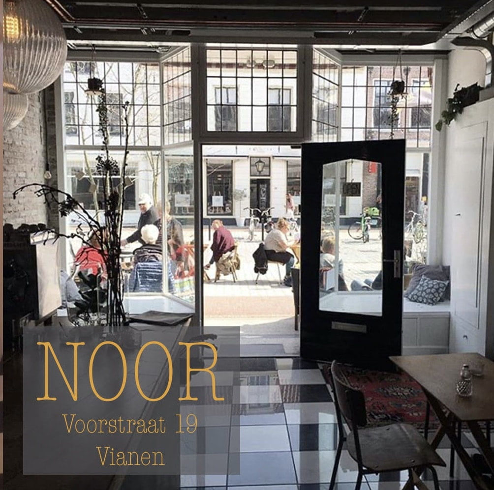 Pop-up bij Noor in Vianen