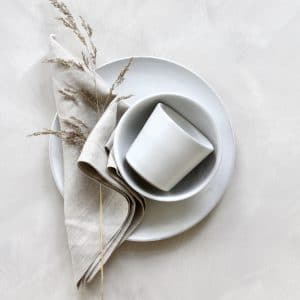 Handgemaakt servies Atelier Sukha