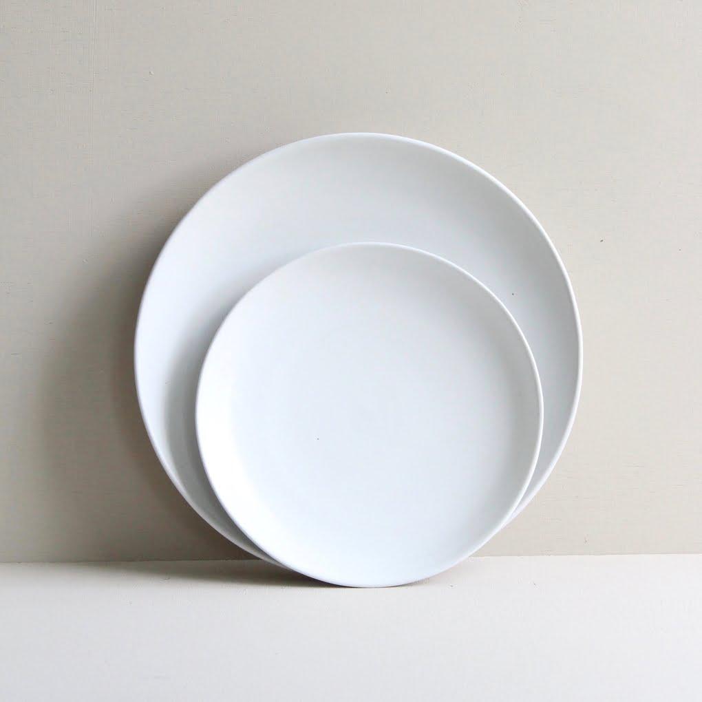 groot en klein bord ro smit wit