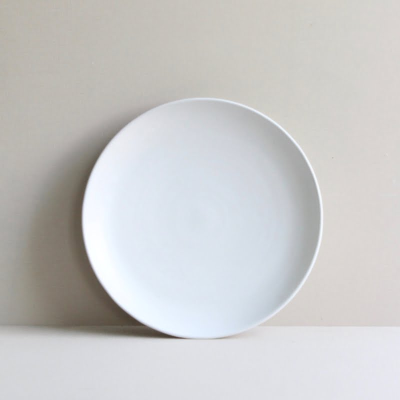 groot bord wit Ro Smit