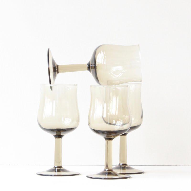 wijnglas tulpvorm rookglas