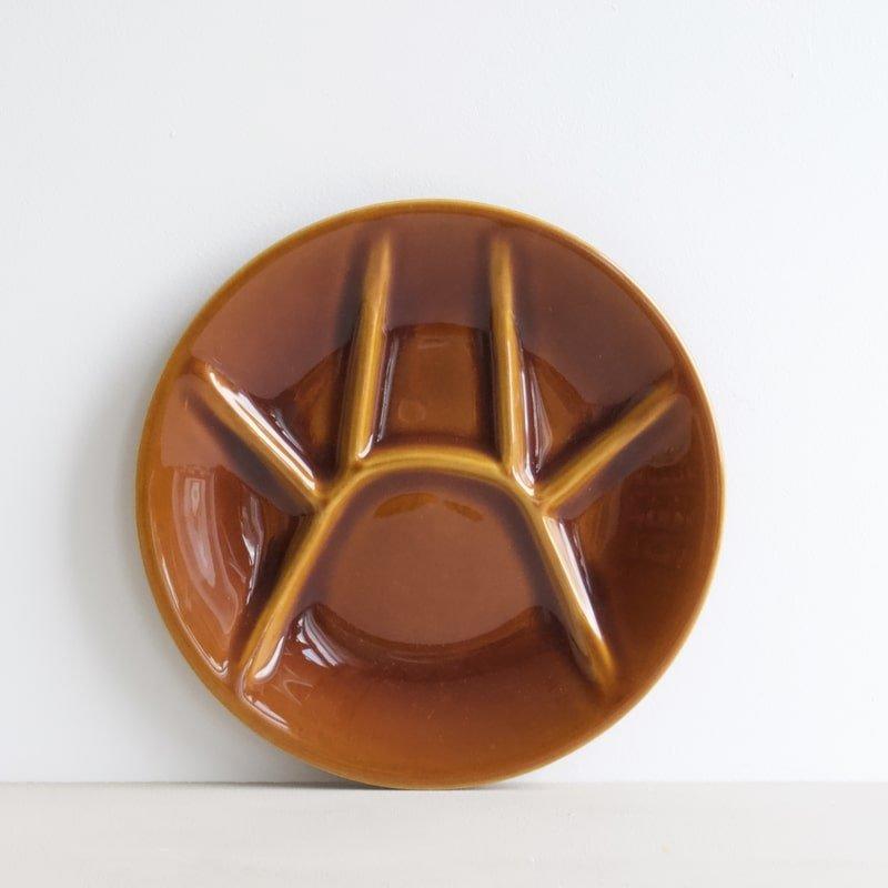 Vintage fonduebord Keralux