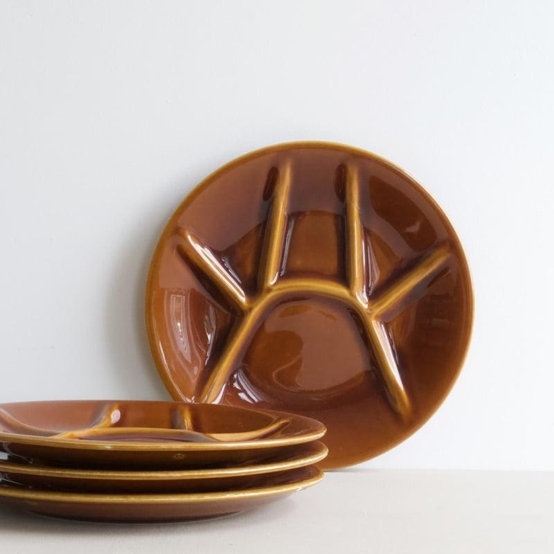 vintage fonduebord van Keralux