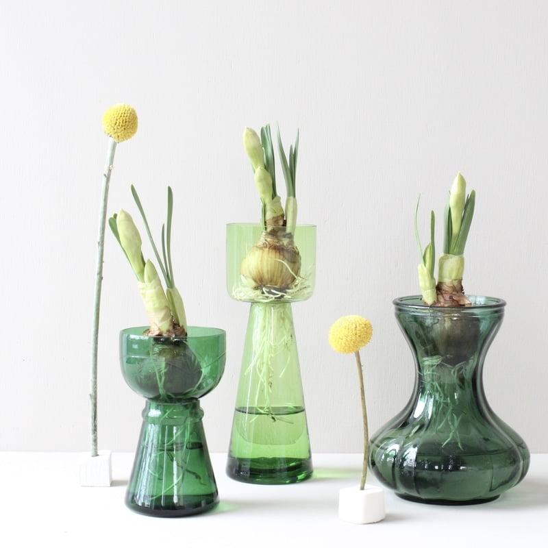 Vintage hyacinth vazen