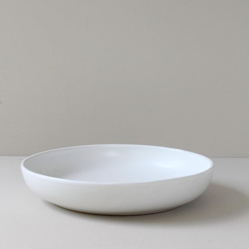 Diep bord wit, Studio Ro Smit